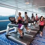 Celebrity Cruises Gym