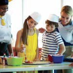 Celebrity Cruises Kids cooking