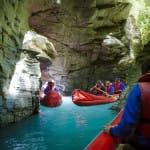 Queenstown New Zealand Kayak Kayaking Clear Water New Zealand Tourism Cruise & Travel Depot LLC