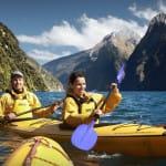 New Zealand Milford Sound Kayak Fiordland Wonder
