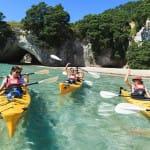Coromandel New Zealand North Island Kayaking New Zealand Tourism Cruise & Travel Depot LLC