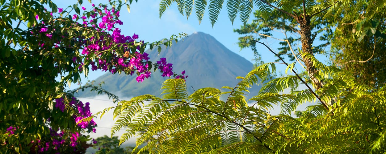 Arenal-volcano-area
